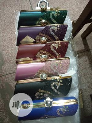 Quality Purses With Quality Beautiful Stones | Bags for sale in Lagos State, Lagos Island (Eko)