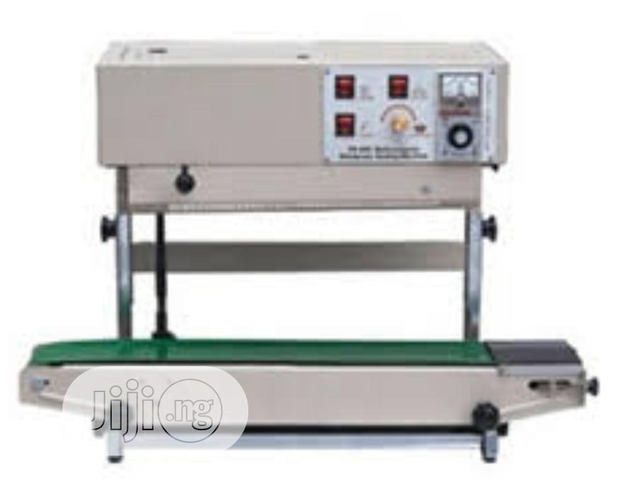 Continuous Sealing Machine | Manufacturing Equipment for sale in Ajah, Lagos State, Nigeria