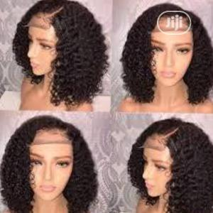 Curly Closure Wig   Hair Beauty for sale in Imo State, Owerri