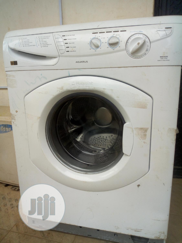 Archive: Aquarius Washing Machine