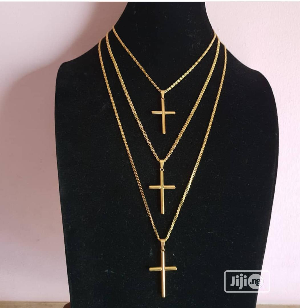 3 Sets Necklaces | Jewelry for sale in Lagos Island, Lagos State, Nigeria