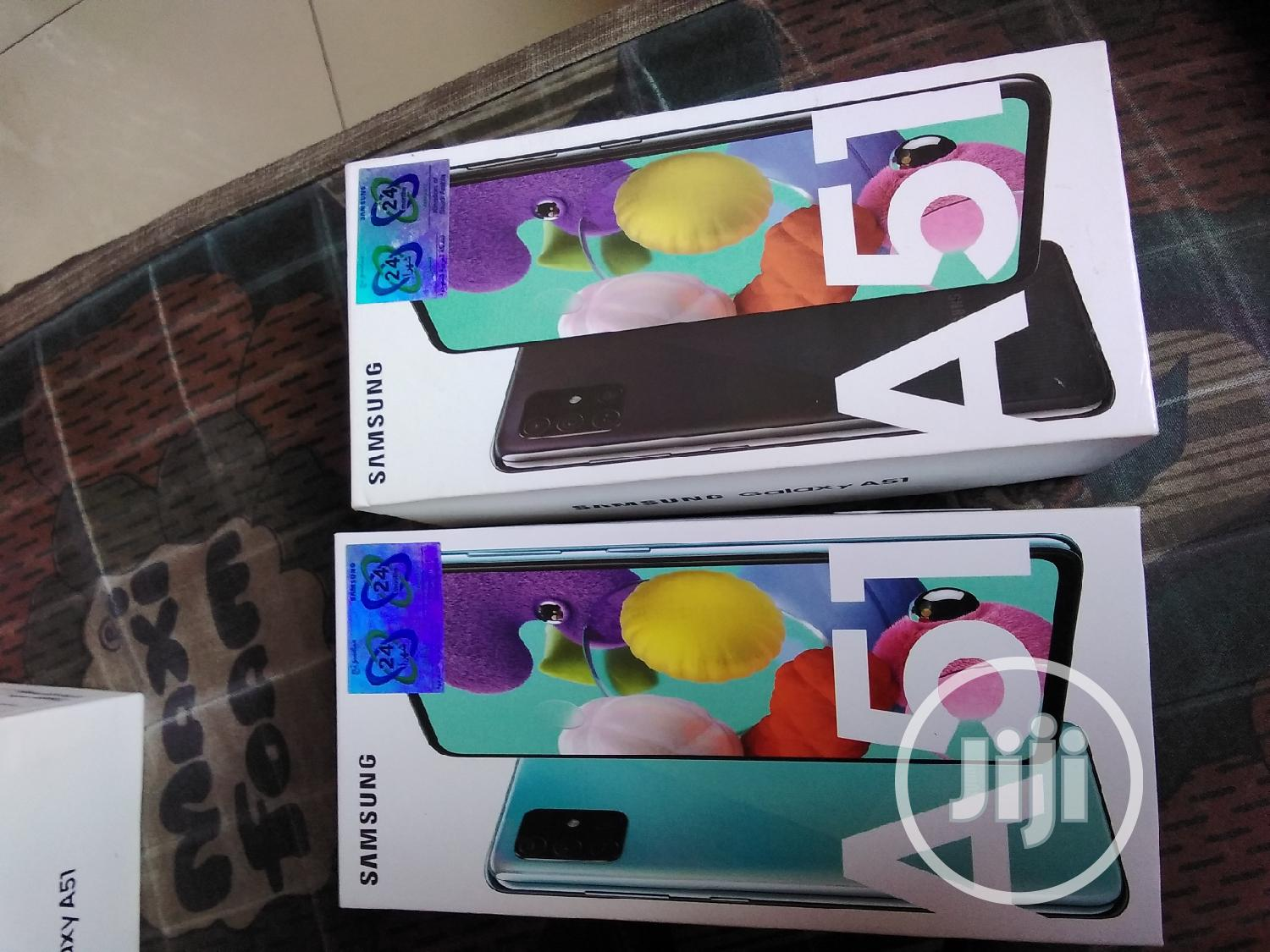 New Samsung Galaxy A51 128 GB
