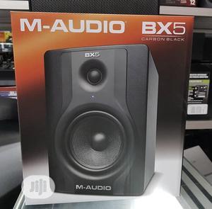 M-AUDIO BX5 Studio Monitor   Audio & Music Equipment for sale in Lagos State, Lekki