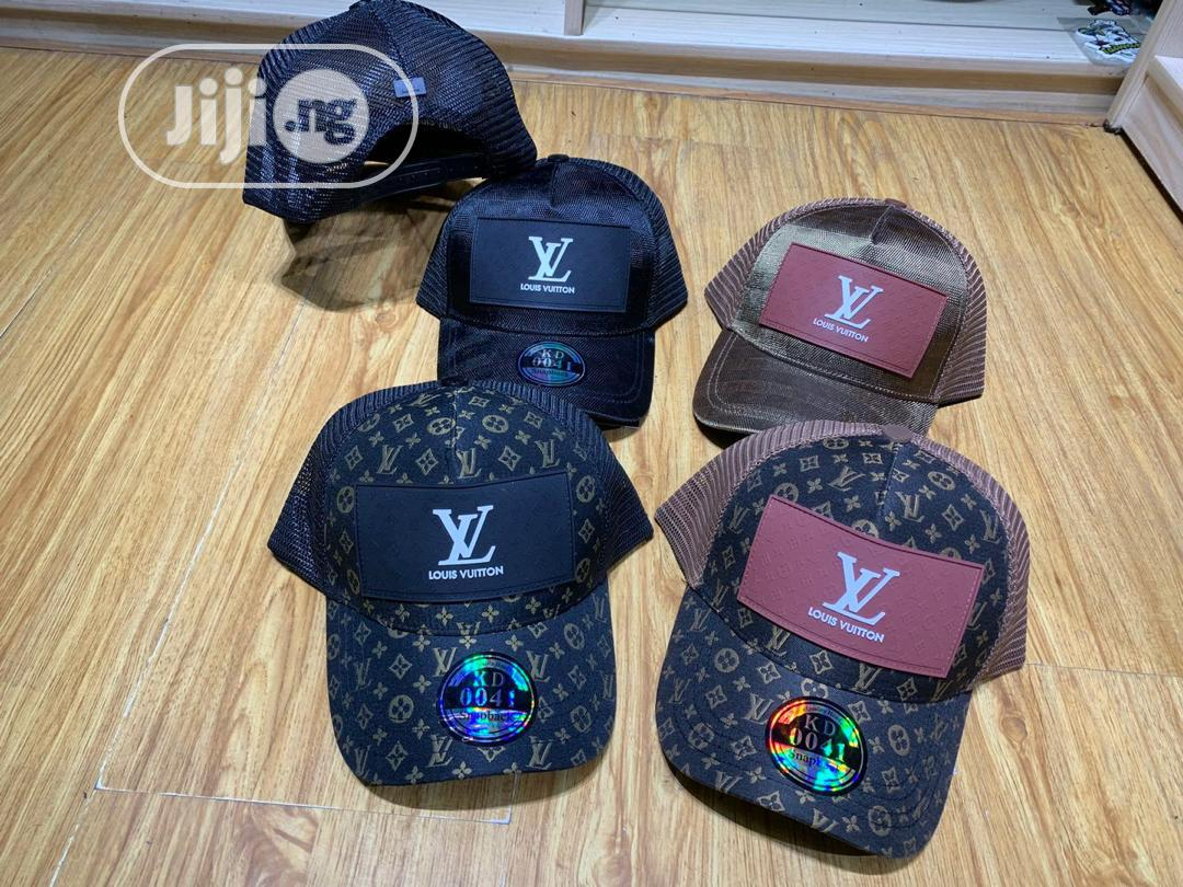 Louis Vuitton Facecap