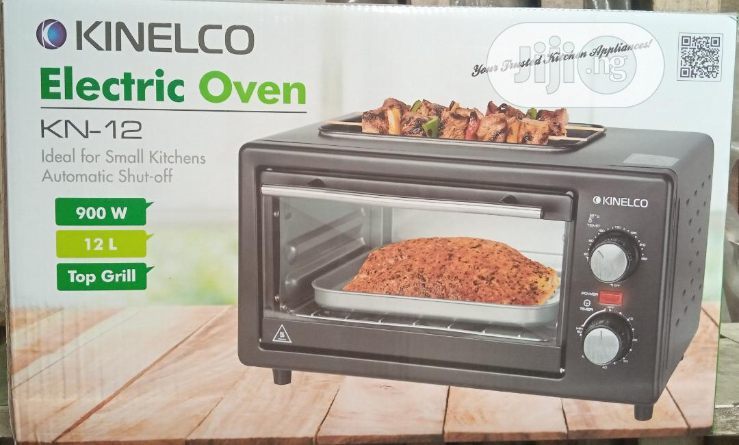 Archive: Kinelco Electric Oven