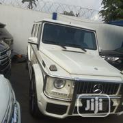 Mercedes-Benz G-Class 2016 White | Cars for sale in Lagos State, Ikeja