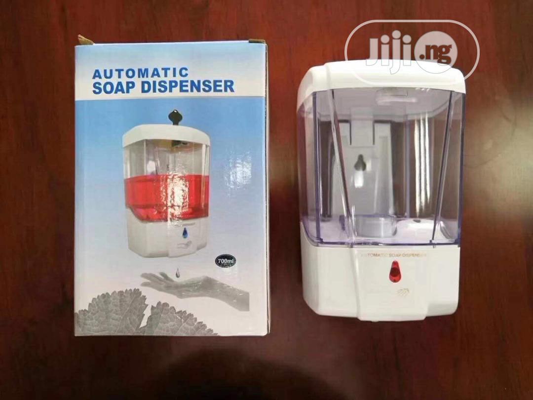 Automatic Soap/Sanitizer Dispenser