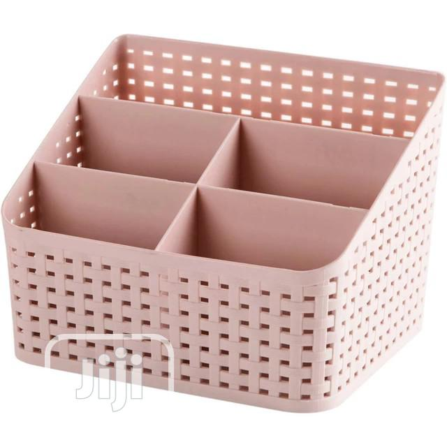 Rattan Like Storage Box