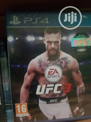 Ufc 3 Ps4 Platstation 4 | Video Games for sale in Lagos State, Ikeja