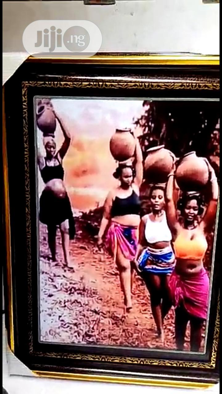 Beautiful Art Work | Home Accessories for sale in Alimosho, Lagos State, Nigeria