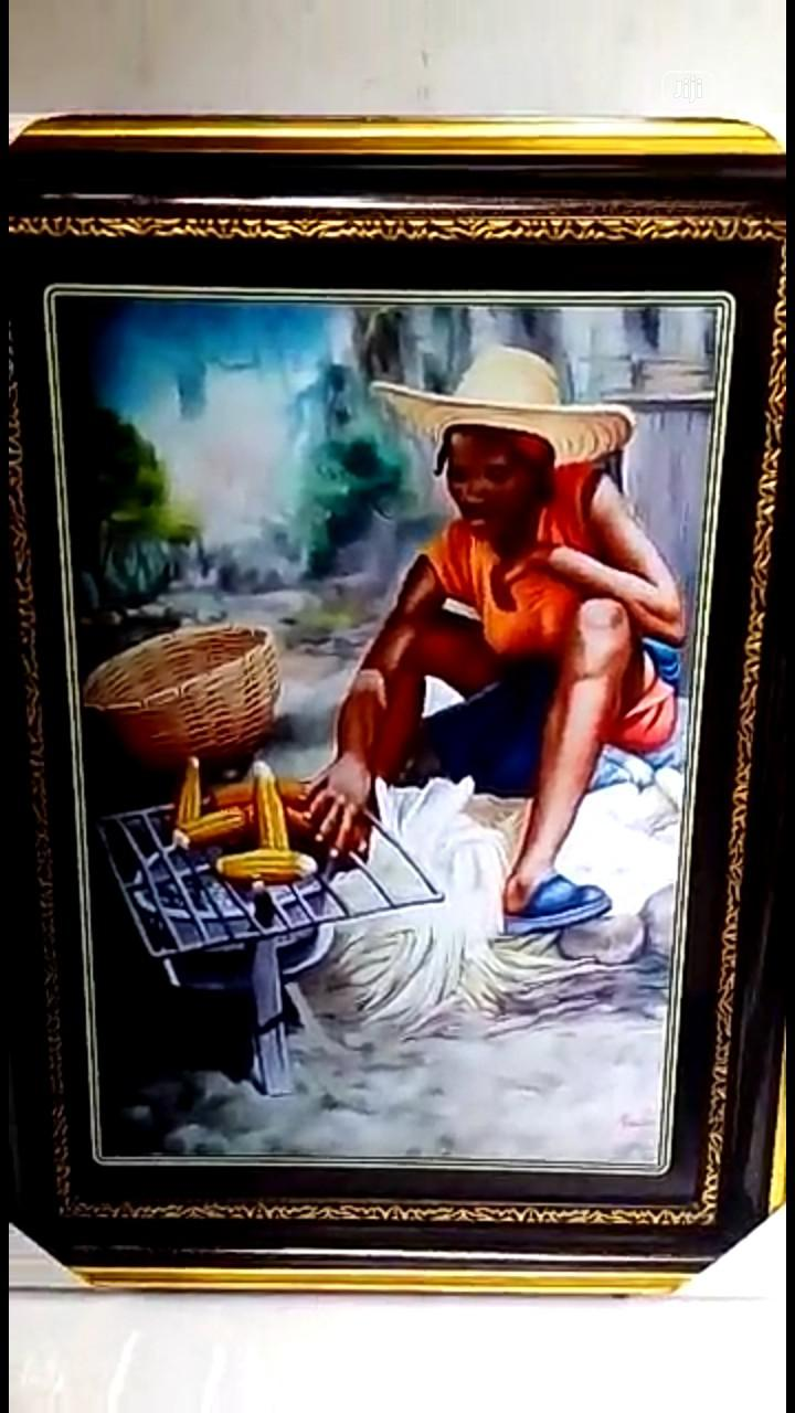 Painting Art Work