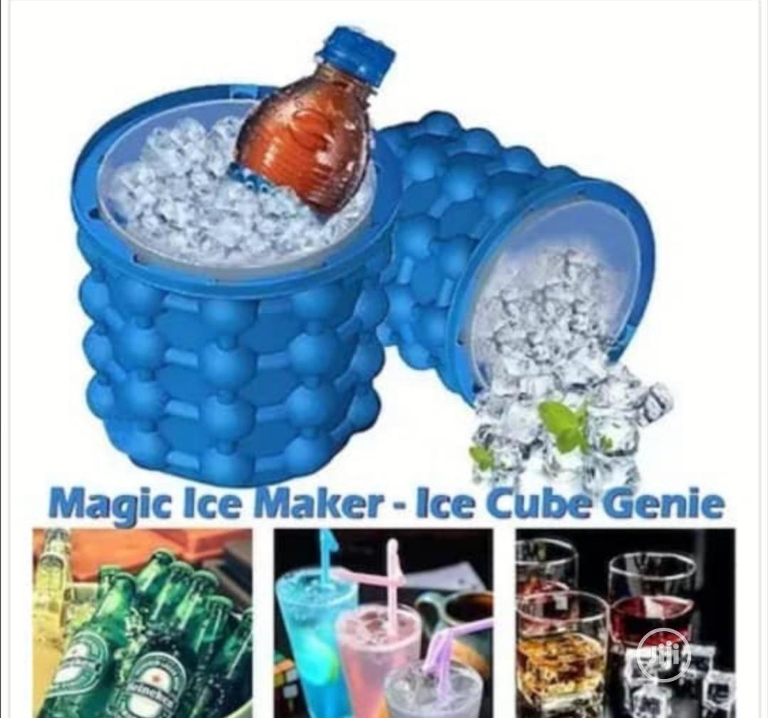 Ice Block Maker