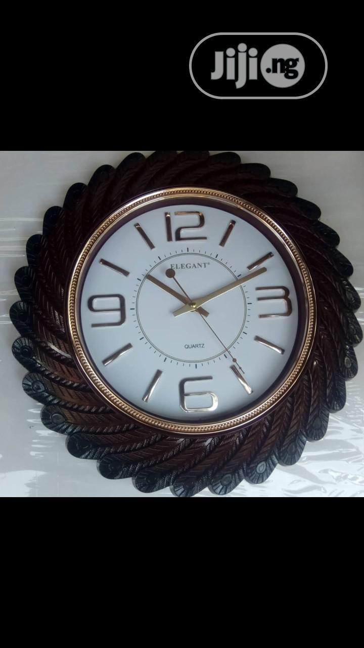 Wall Clock | Home Accessories for sale in Alimosho, Lagos State, Nigeria