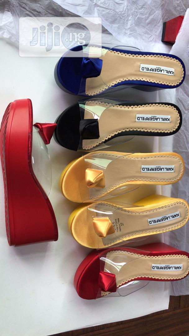 Wedged Slippers | Shoes for sale in Lagos Island (Eko), Lagos State, Nigeria