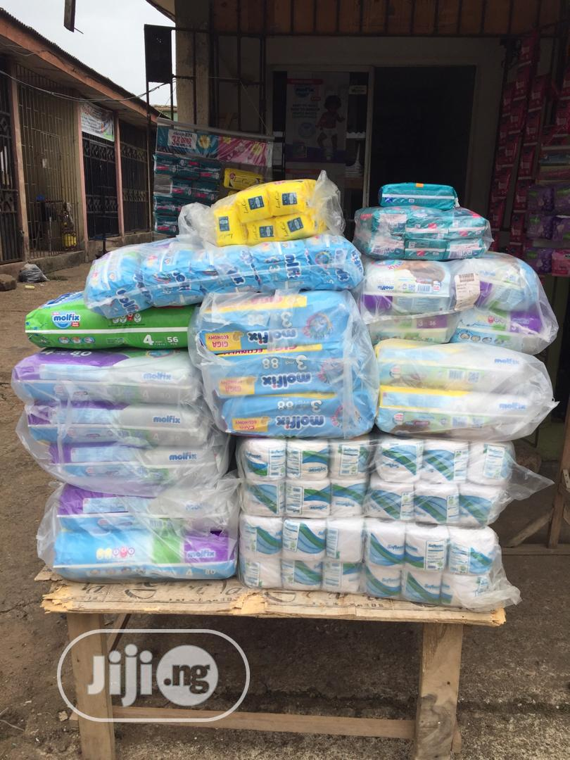Archive: Diapers, Wipes, Toiletries, Sanitary Pads, Kids Accessories