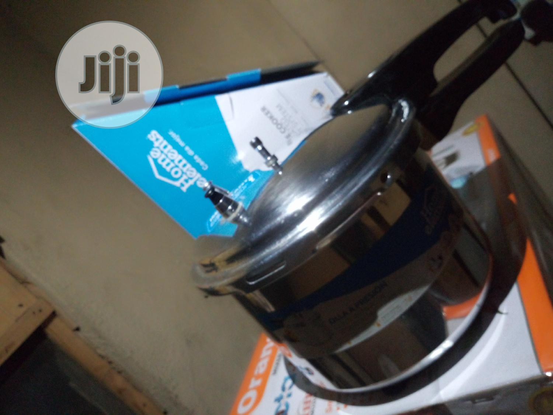 4.2L Pressure Pot/Cooker With Steamer | Kitchen Appliances for sale in Lagos Island (Eko), Lagos State, Nigeria