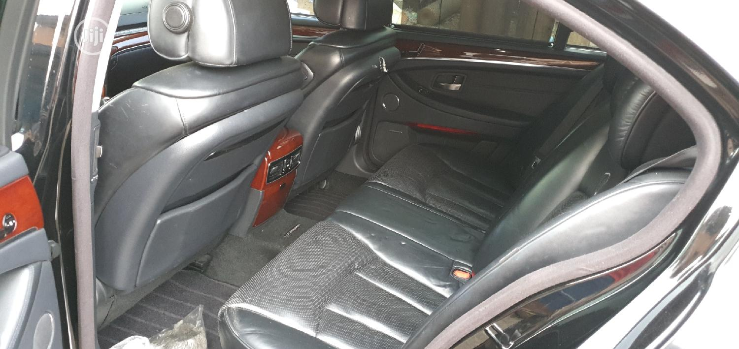 SsangYong Chairman 2009 Black | Cars for sale in Surulere, Lagos State, Nigeria