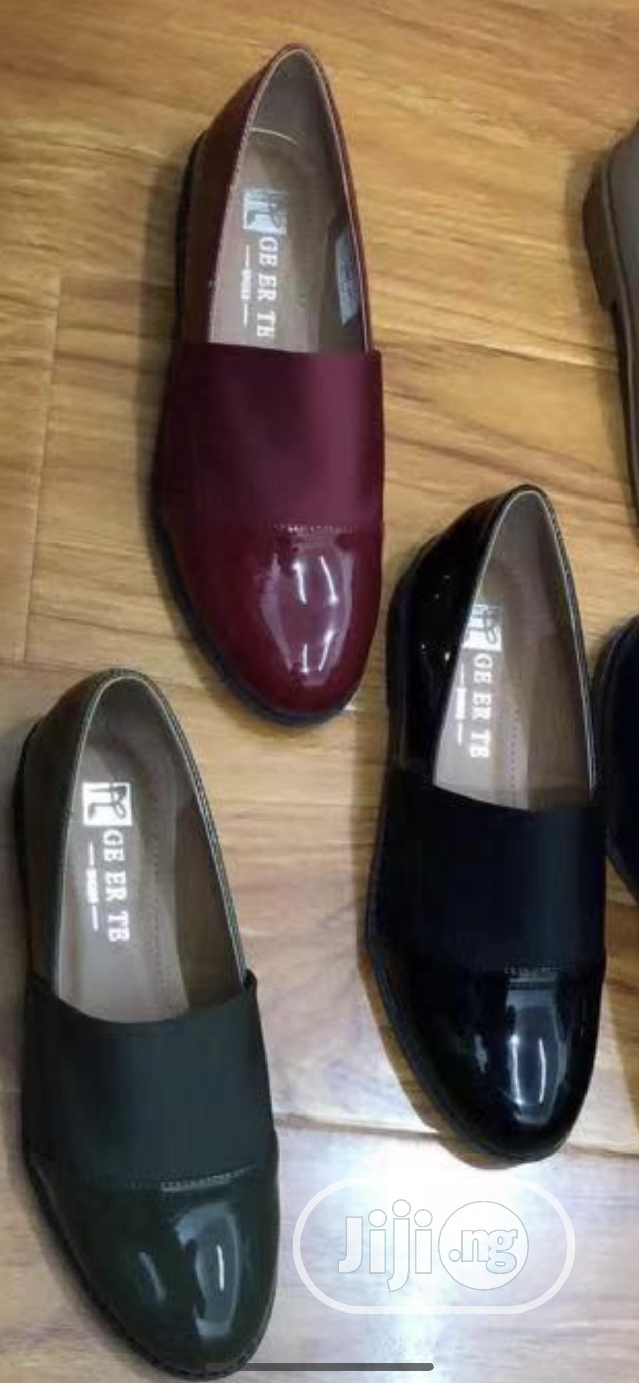 Shining Flat Shoe | Shoes for sale in Lagos Island (Eko), Lagos State, Nigeria