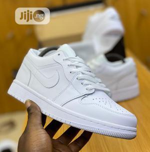 Nike Air Jordan 1 Low Sneakers White | Shoes for sale in Lagos State, Lagos Island (Eko)