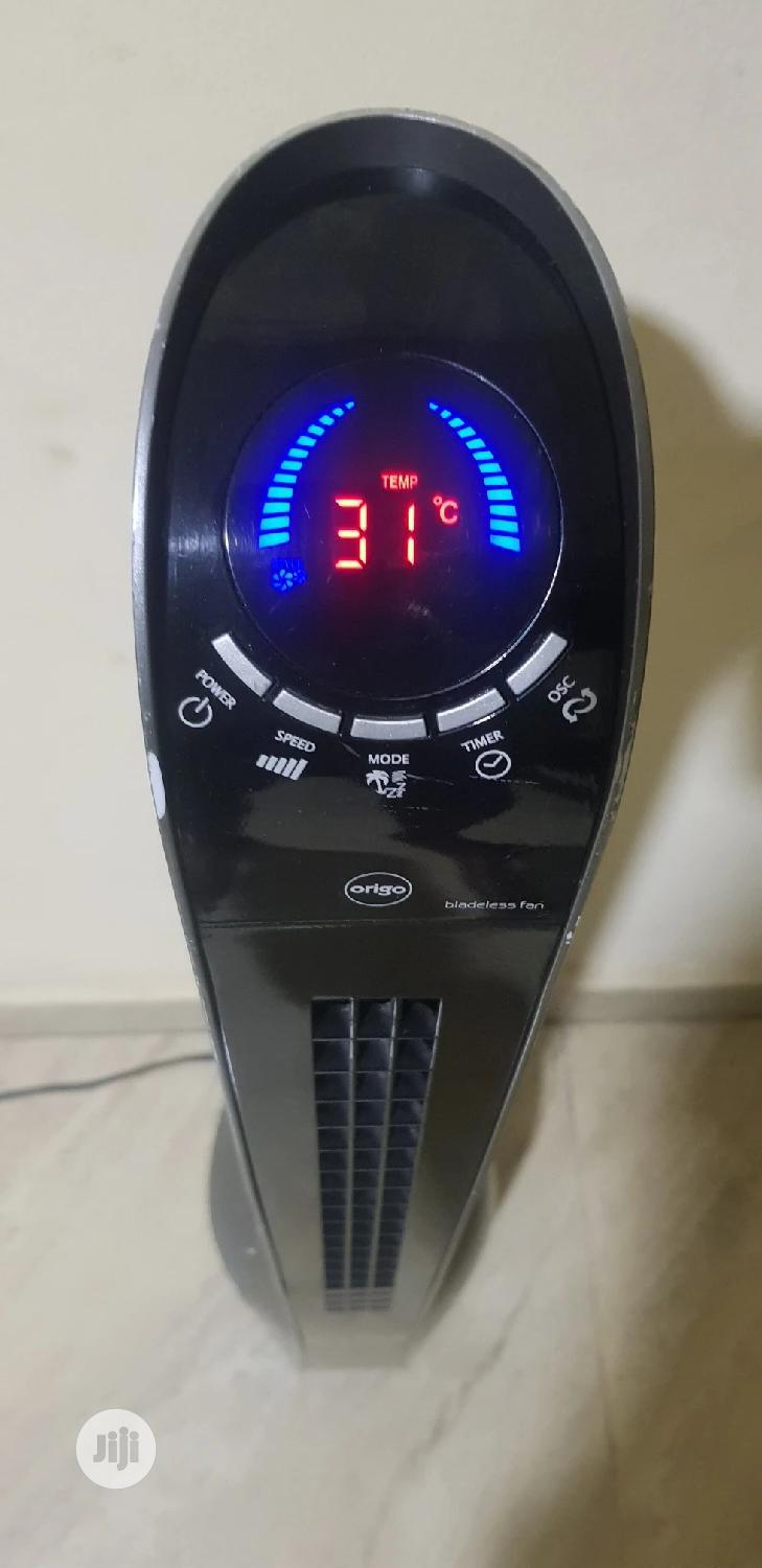 Archive: Tower Fan Bladeless With Oscillation