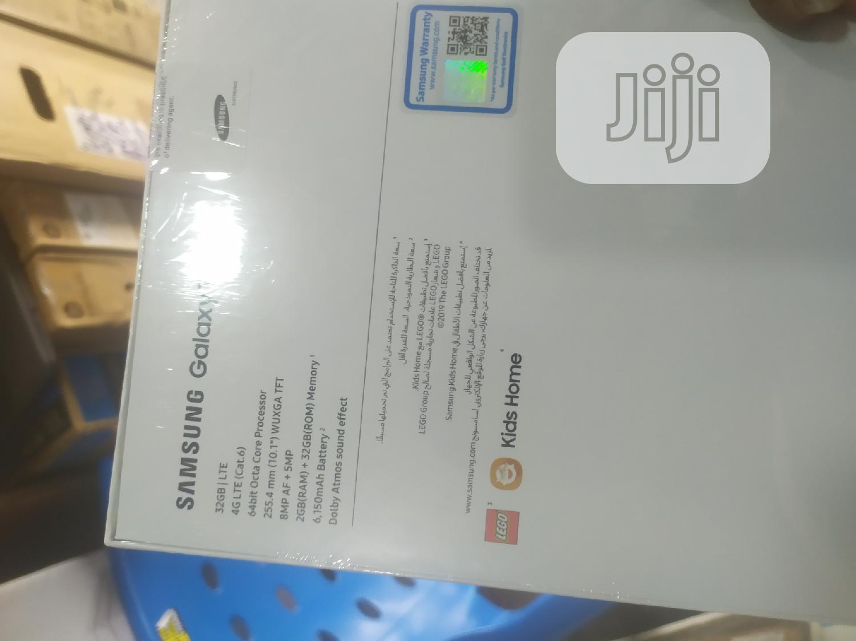 New Samsung Galaxy Tab A 10.1 32 GB Gray   Tablets for sale in Apapa, Lagos State, Nigeria