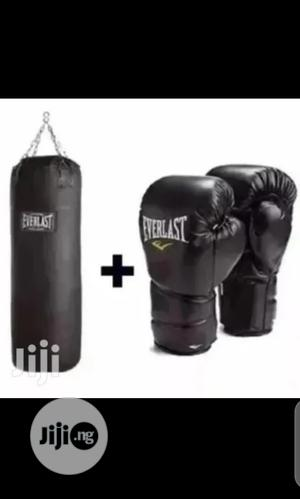 Everlasting Elite Punching Bags With Boxing Gloves | Sports Equipment for sale in Lagos State, Surulere