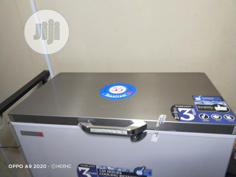 Scanfrost Freezer-sfl251