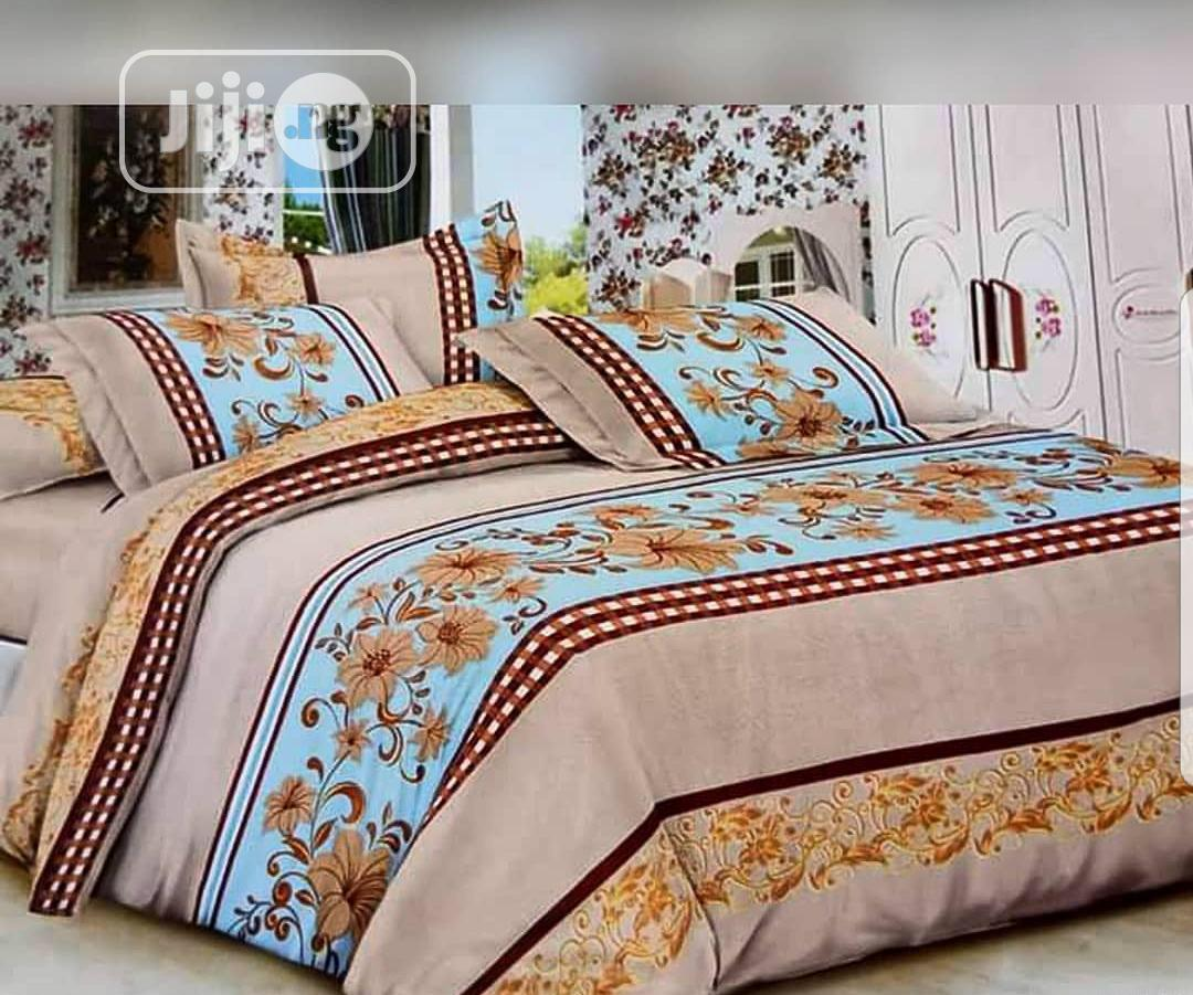 Archive: Quality Cotton Bedsheet
