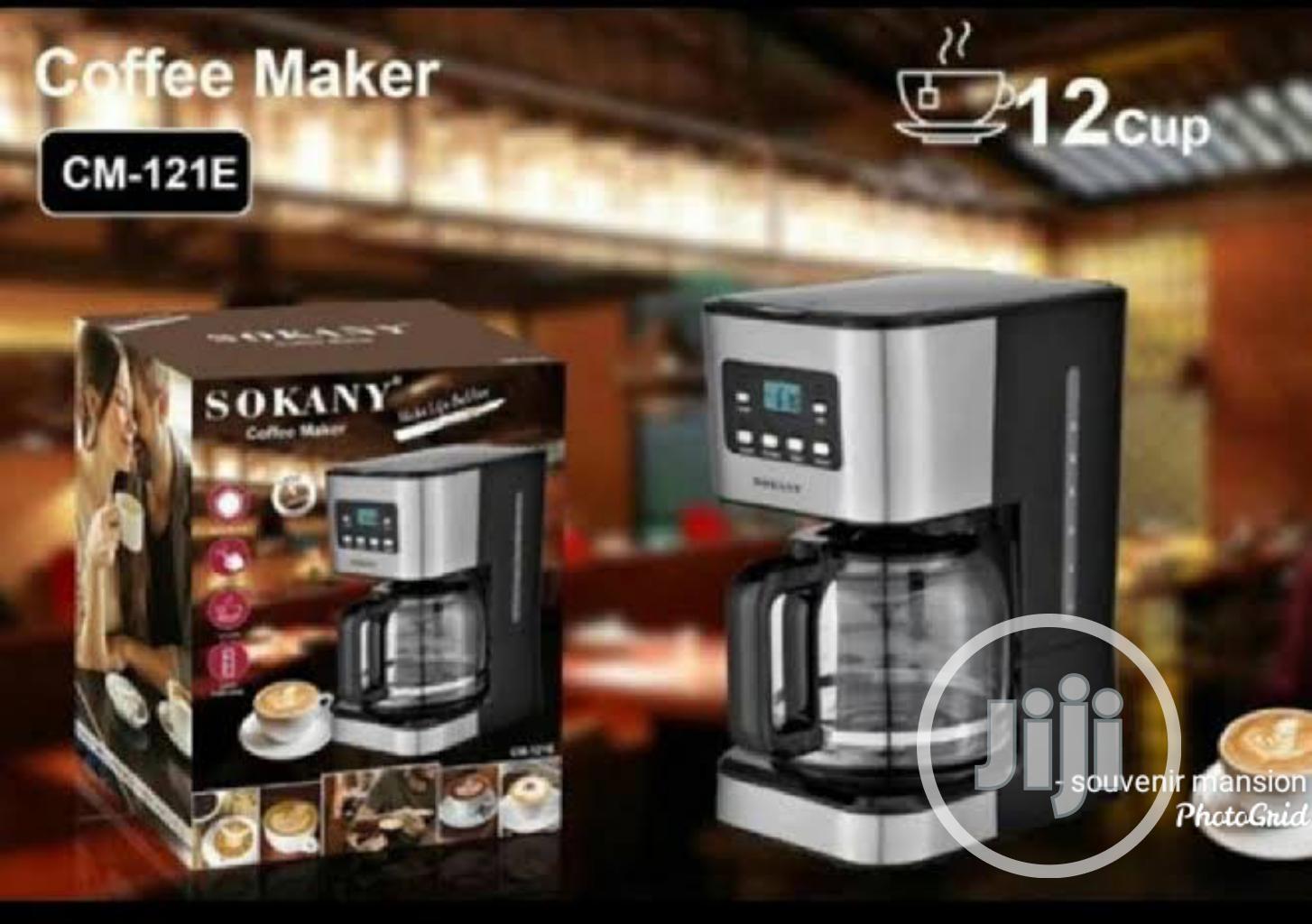 Sokany Coffee Machine
