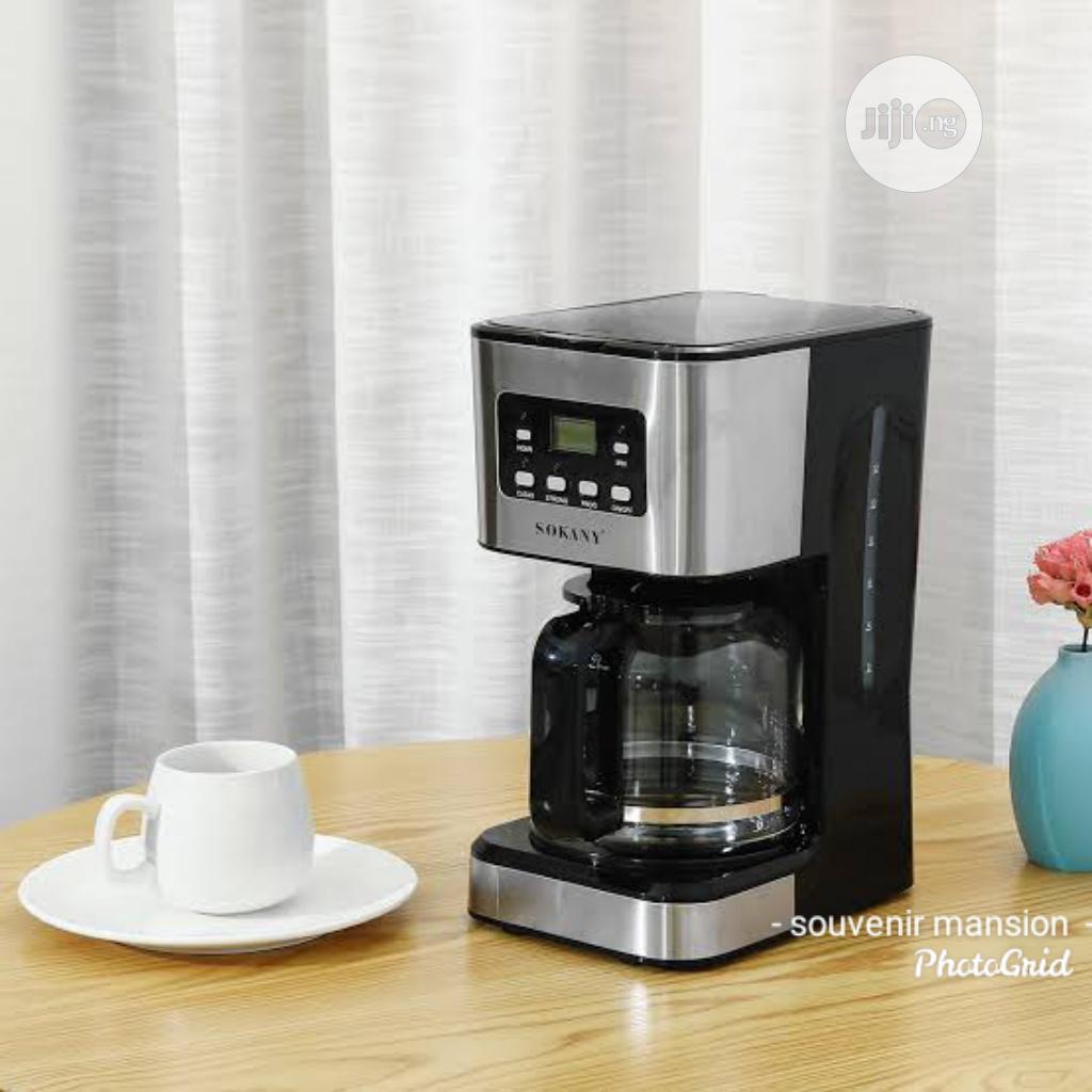 Sokany Coffee Machine | Kitchen Appliances for sale in Lagos Island (Eko), Lagos State, Nigeria
