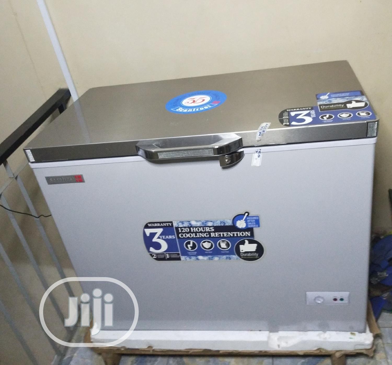 Scanfrost Freezer-sfl251 | Kitchen Appliances for sale in Ikeja, Lagos State, Nigeria