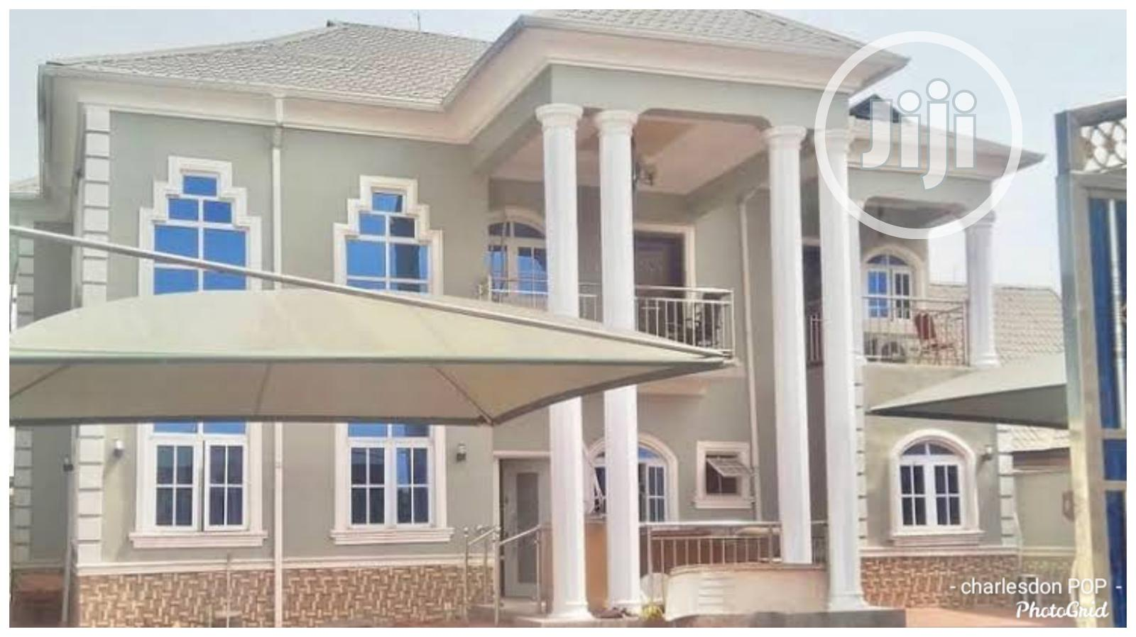 POP Works Such As Widowhood Designs, POP Ceiling And Screeding | Building & Trades Services for sale in Epe, Lagos State, Nigeria