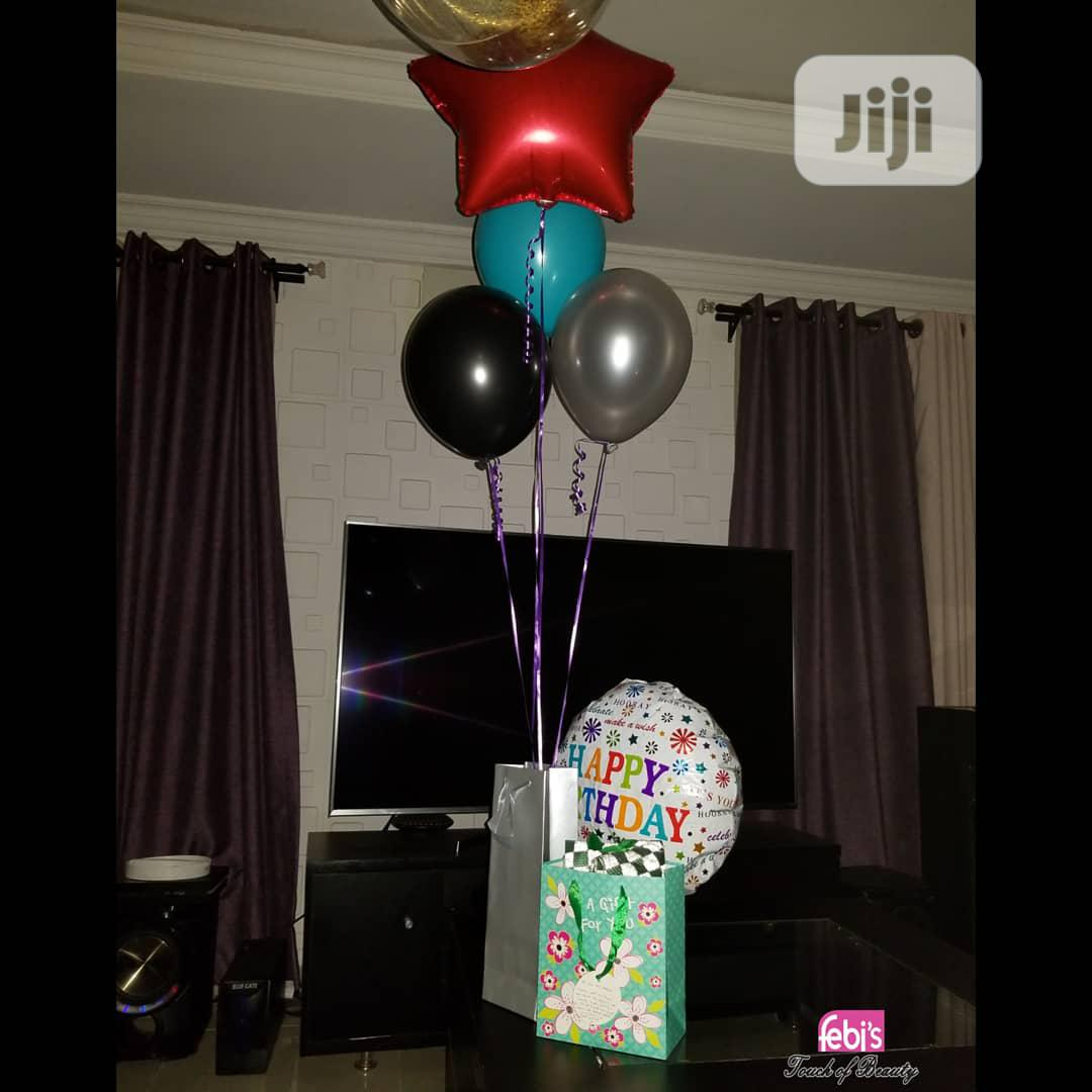 Balloons Filled With Helium Gas | Party, Catering & Event Services for sale in Ikeja, Lagos State, Nigeria