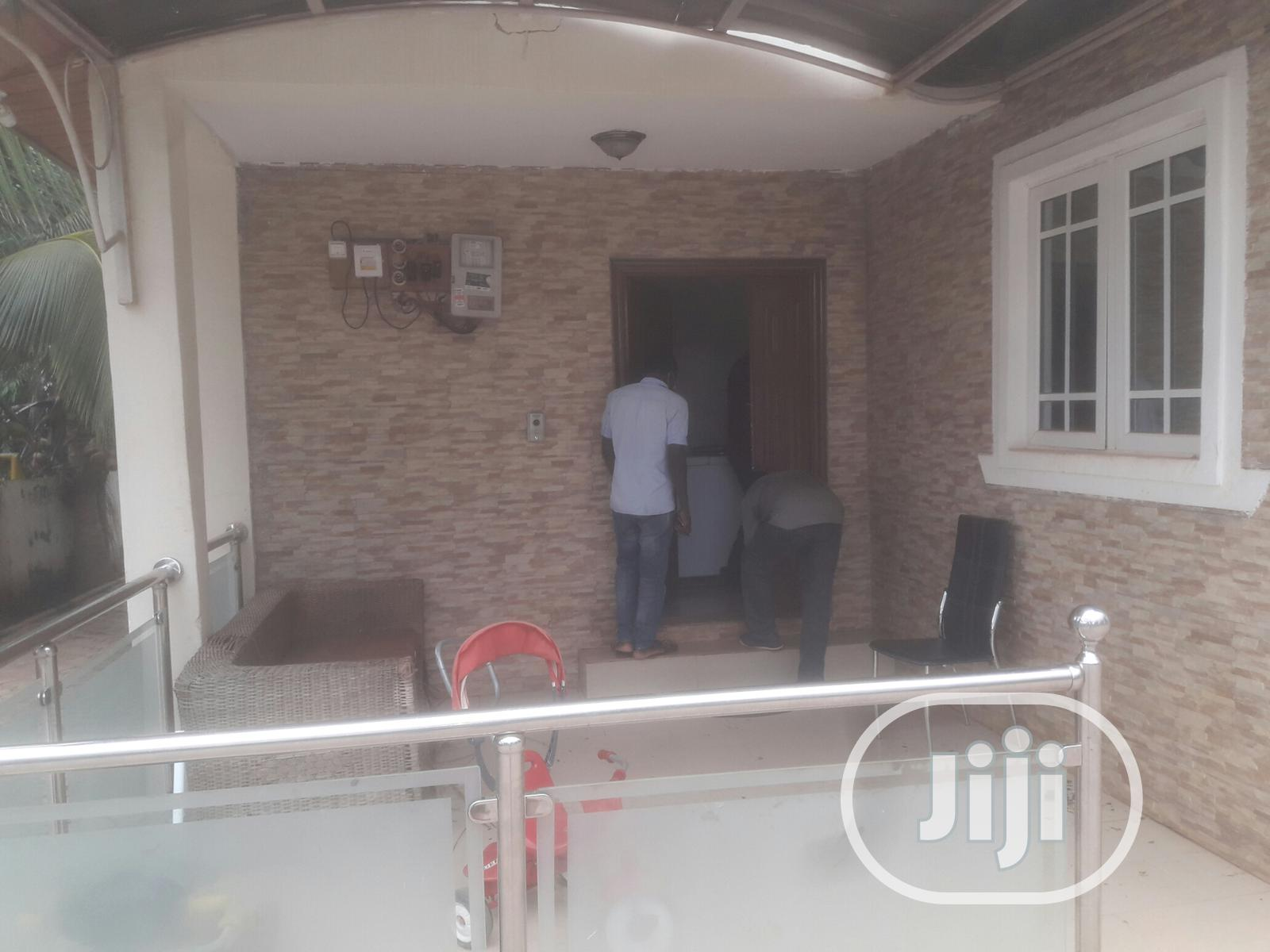 3 Bedrooms Fully Detached Bungalow With 2 Rooms BQ In Galadimawa Abuja