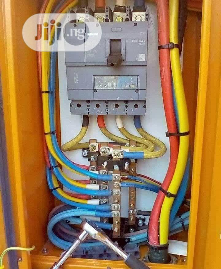 Archive: Electrical Installation