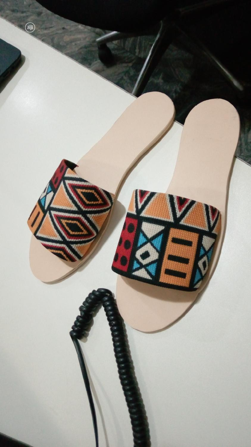 Archive: Fashionable Slippers