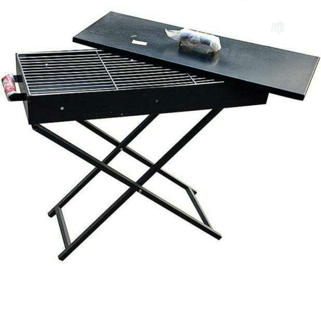 Archive: Charcoal Barbecue Grill