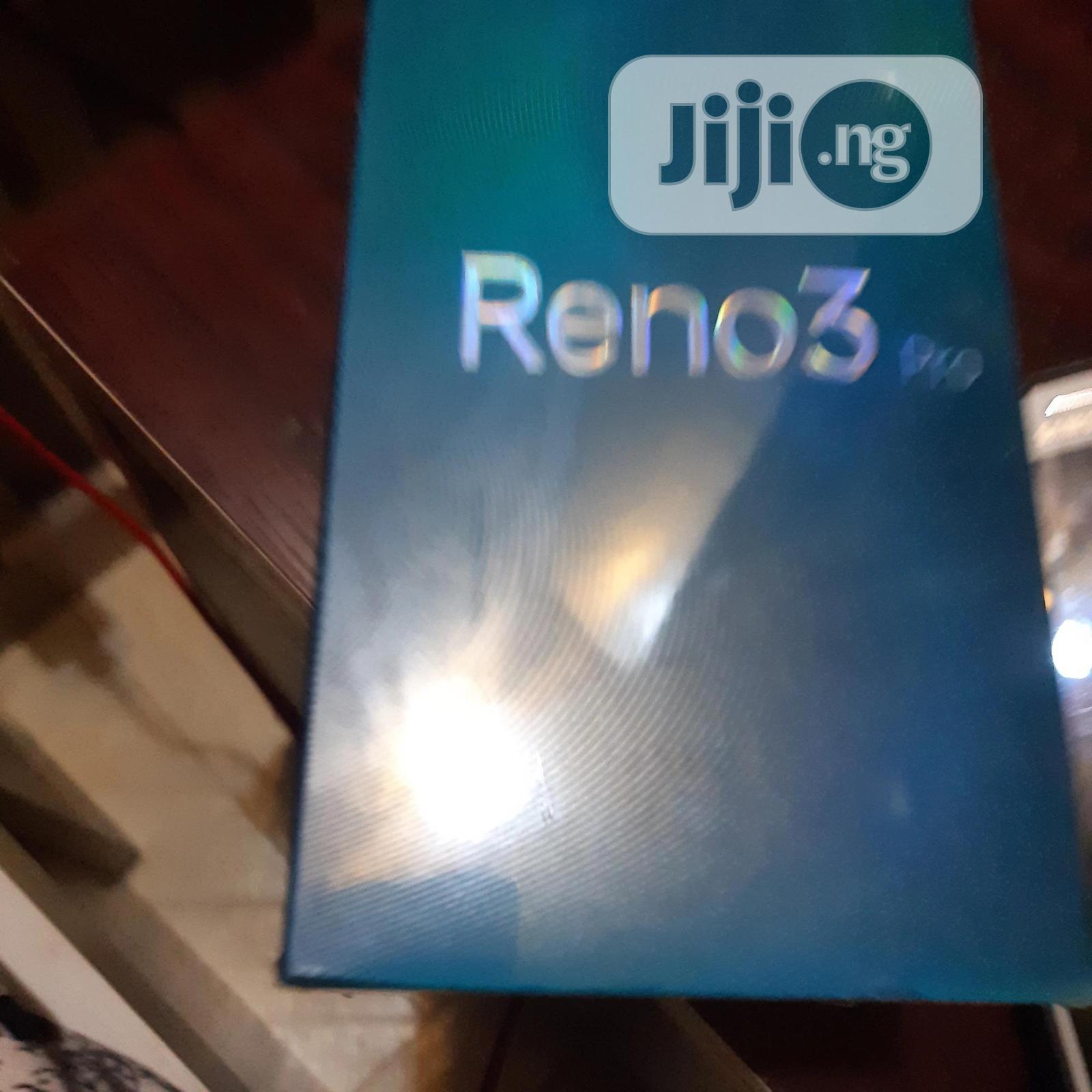 Archive: New Oppo Reno 3 Pro 256 GB Blue