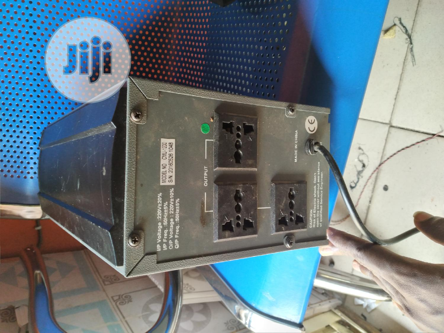 Archive: Used Crown 1200 UPS