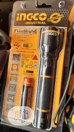 Ingco Flash Light | Accessories & Supplies for Electronics for sale in Lagos State, Lagos Island (Eko)