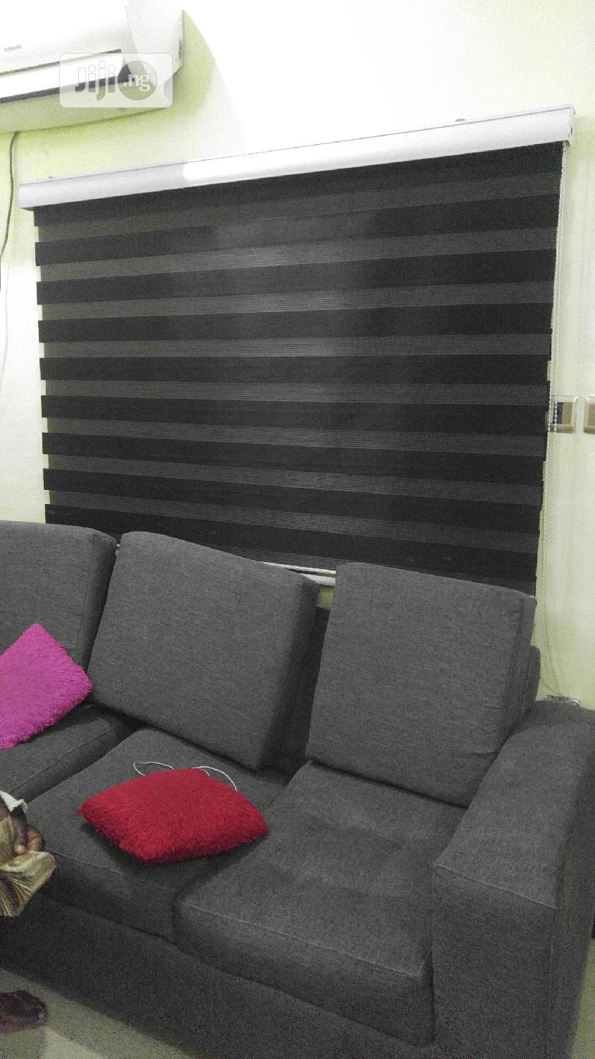 Day And Night Blinds | Home Accessories for sale in Ikeja, Lagos State, Nigeria