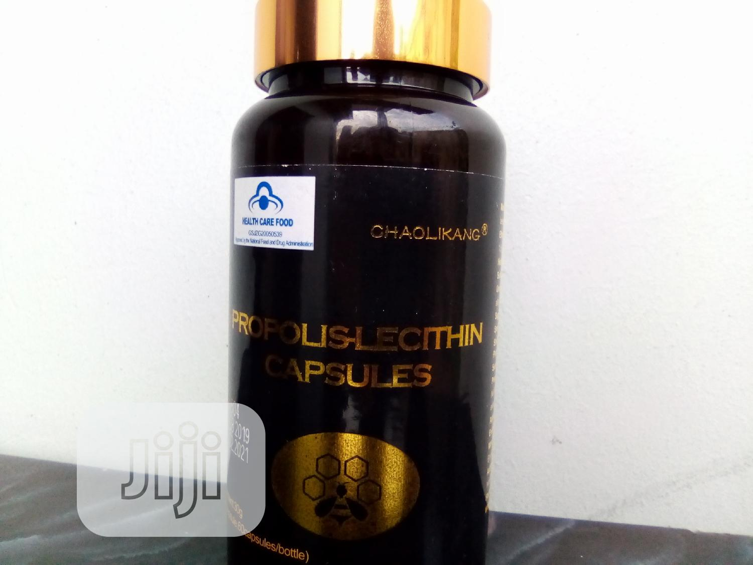 Archive: Treat HBP With Propolis Lecithin
