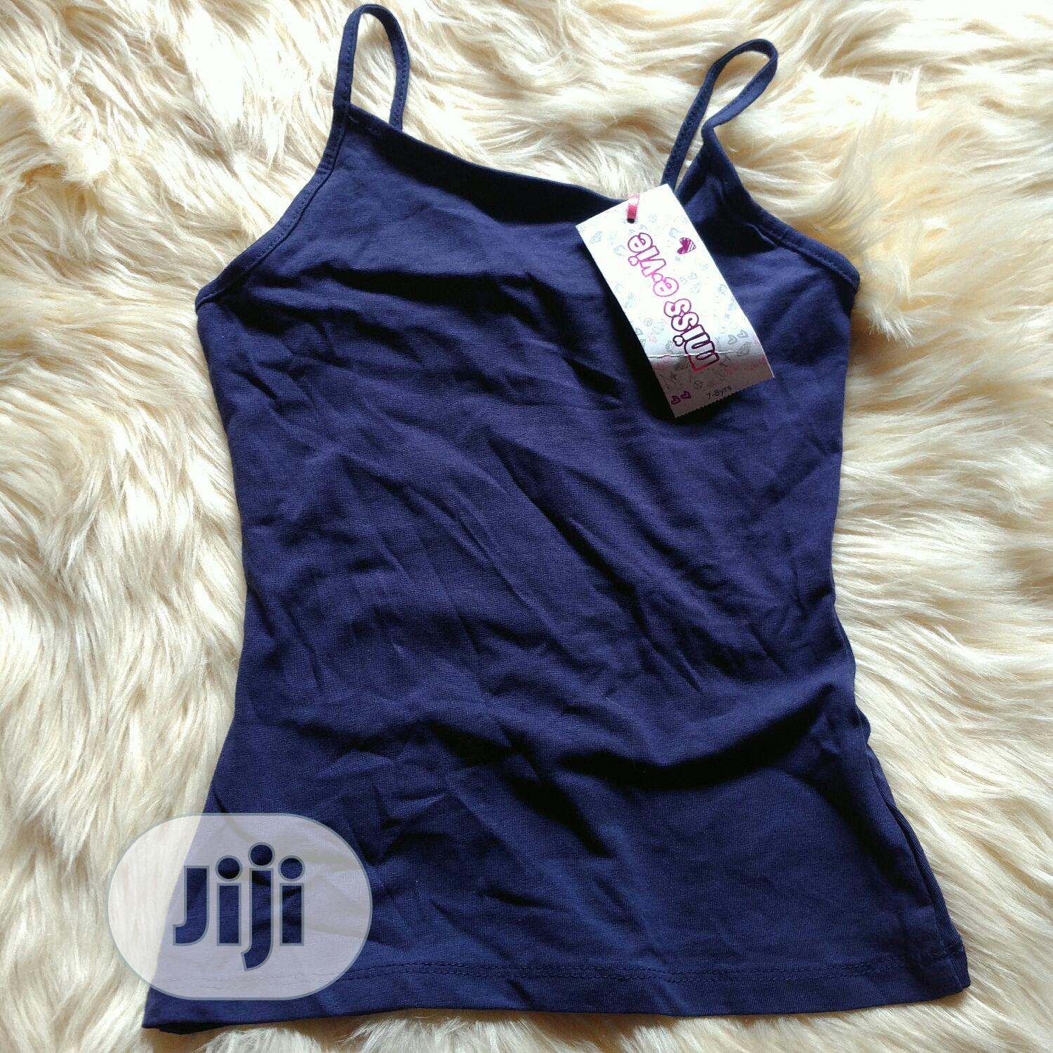 Camisole For Girls