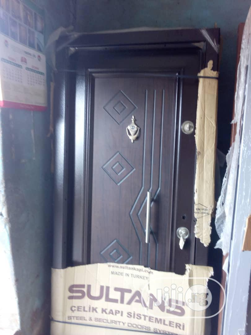 3ft And 4ft Trukey Door, For Security
