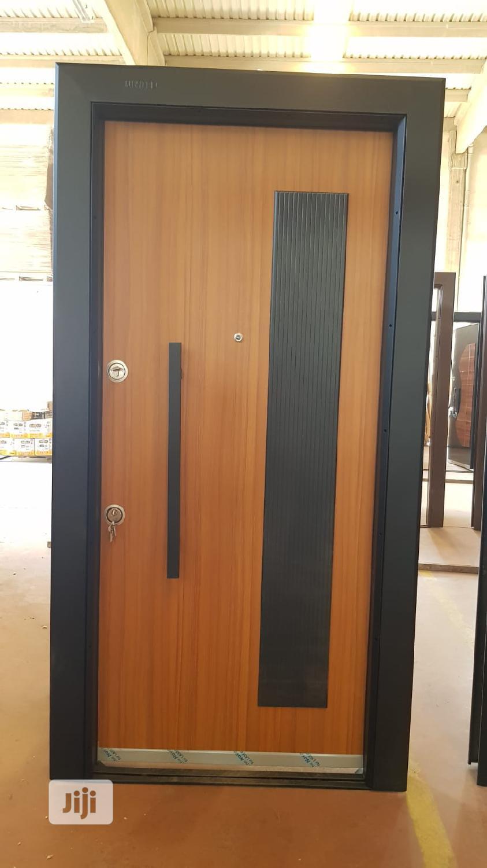 Security Trukey Door 4ft
