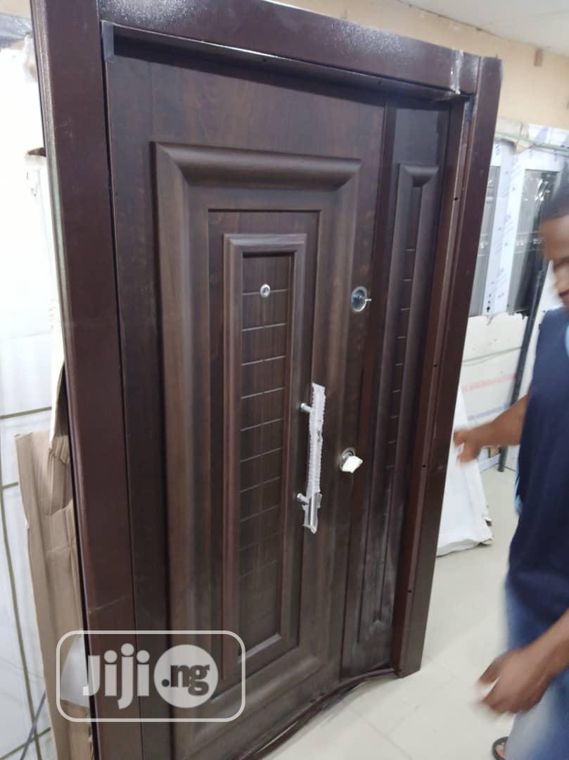 Steel Security Doors 4ft