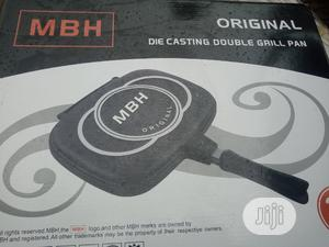 Mbh Die Casting Double Grill Pan | Kitchen & Dining for sale in Abuja (FCT) State, Wuse