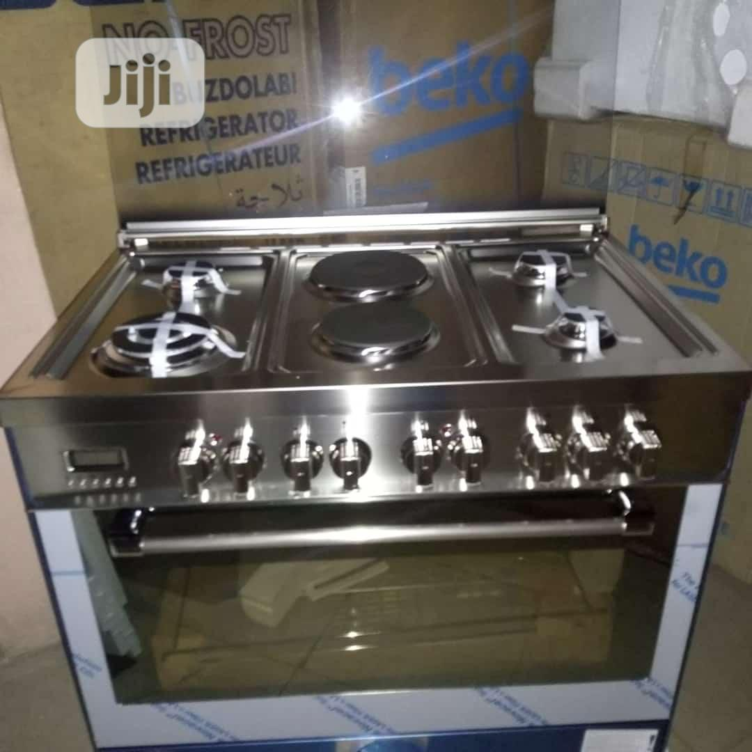 Archive: A Brand New Beko Gas Cooker