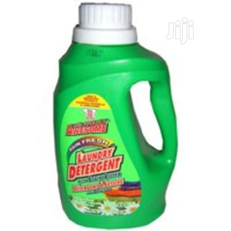 Archive: Awesome Rain Fresh Laundry Detergent (1892ml)