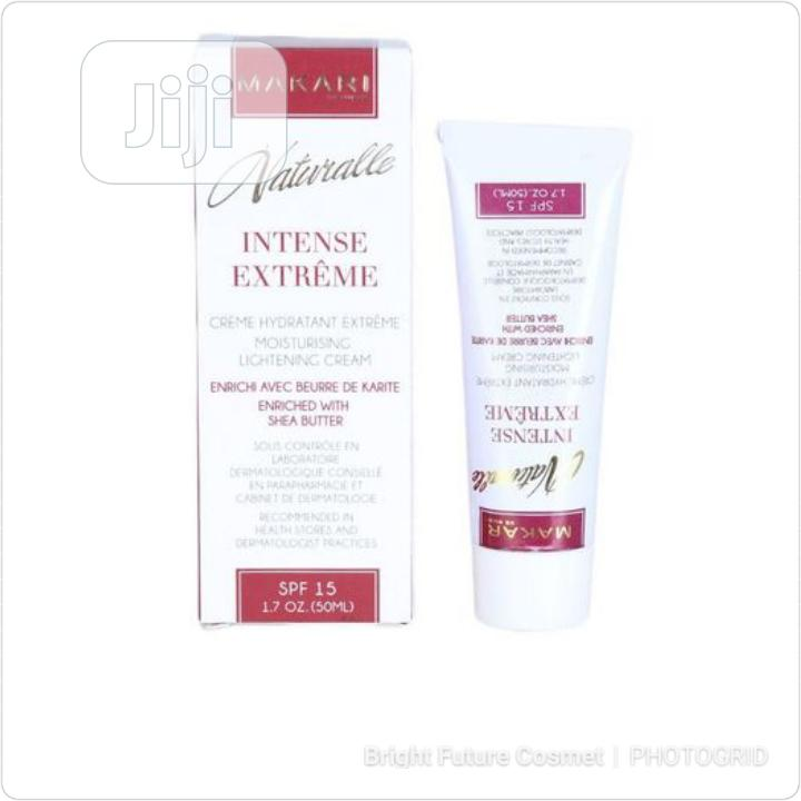 Makari Intense Extreme Lightening Cream | Skin Care for sale in Ojo, Lagos State, Nigeria